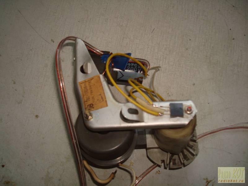 трансформатор ТВС-110ЛА.