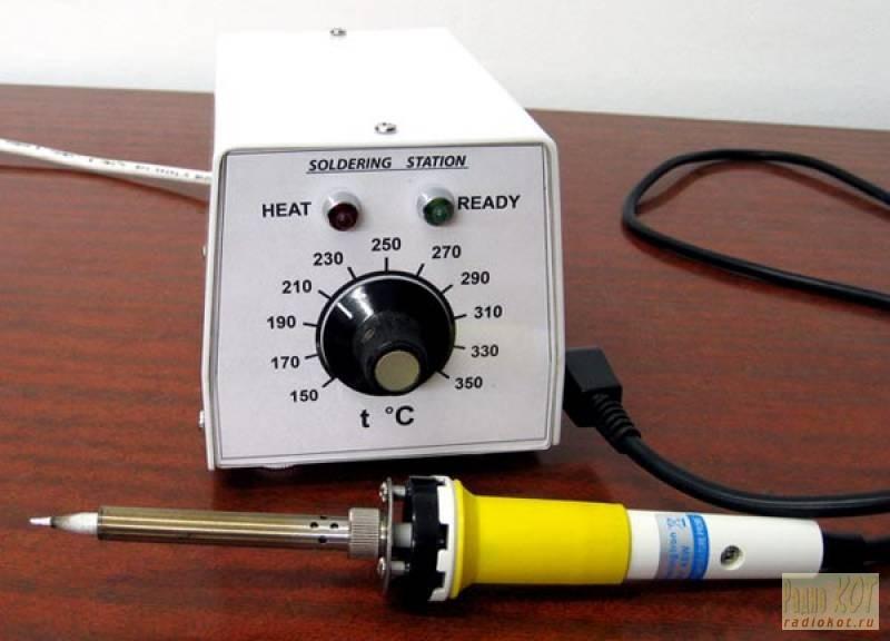 Как сделать регулируемую температуру