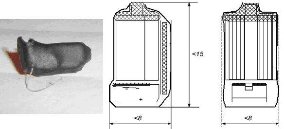 Внешний вид микронаушника