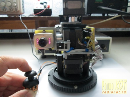 Управление камеры своими руками 140