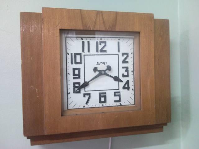 """Это так называемые  """"вторичные часы """", то есть сами по себе они ходить...  Схемы.  Цифровые устройства."""