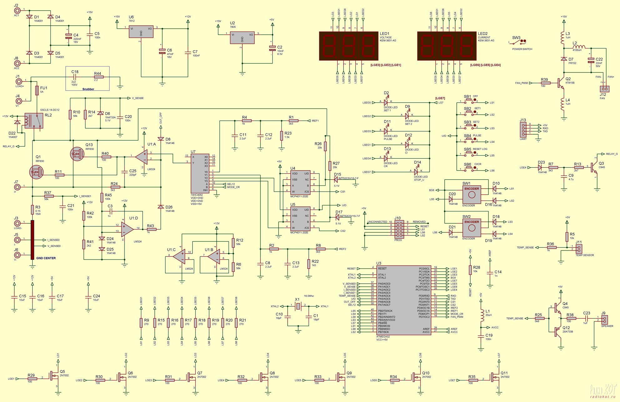 80 Circuit Diagrams Regulating Pulse Width Modulator Hqewnet Rl2