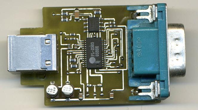 Модуль PL-2303