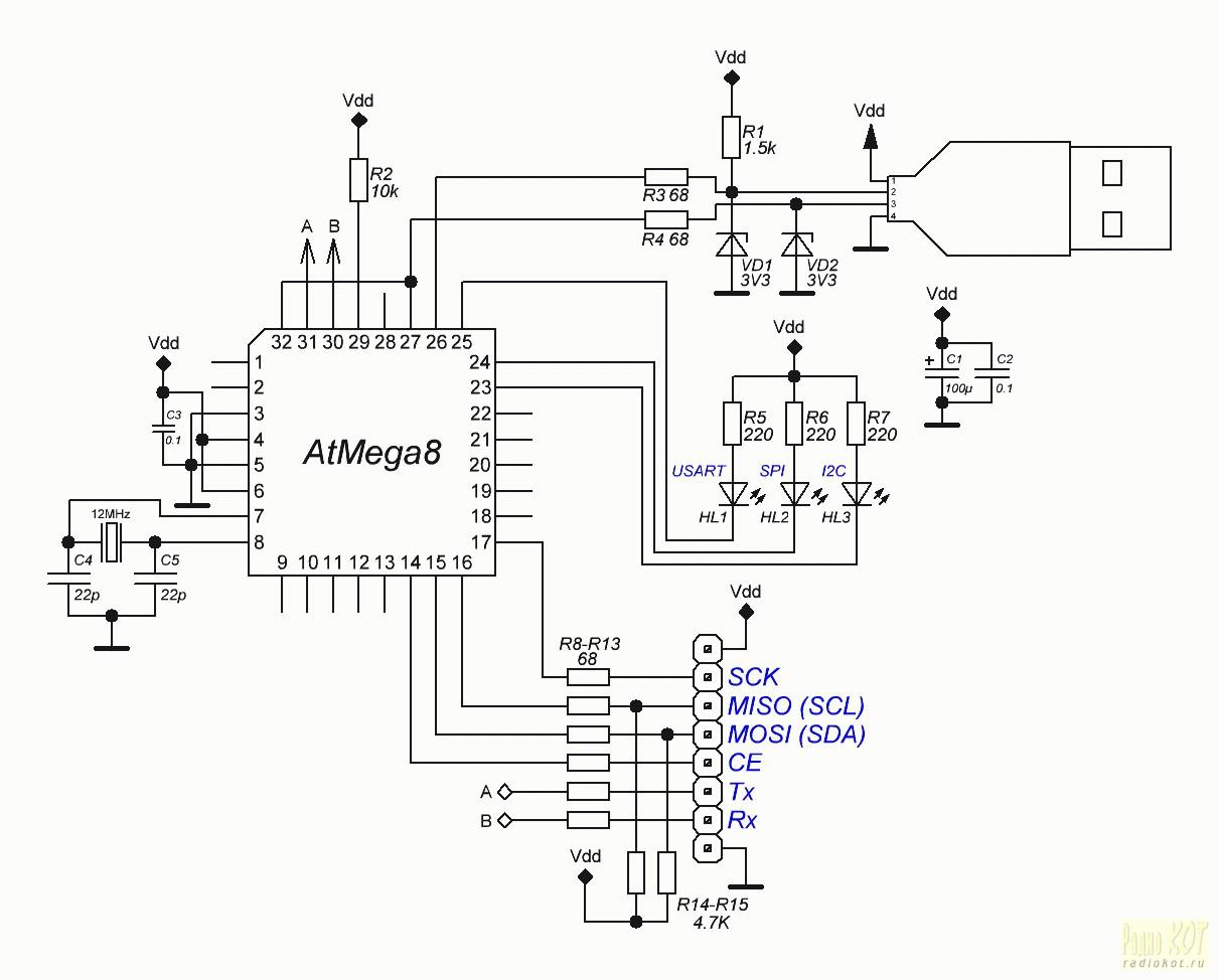 Gravador de EEPROM em Arduino - Page