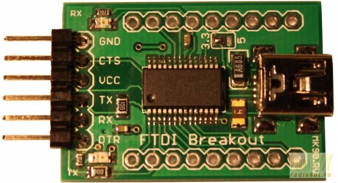 Сломался программатор STK500