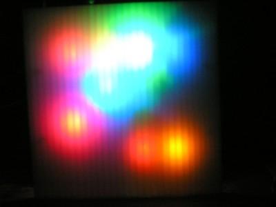 کنترل نور با صدا