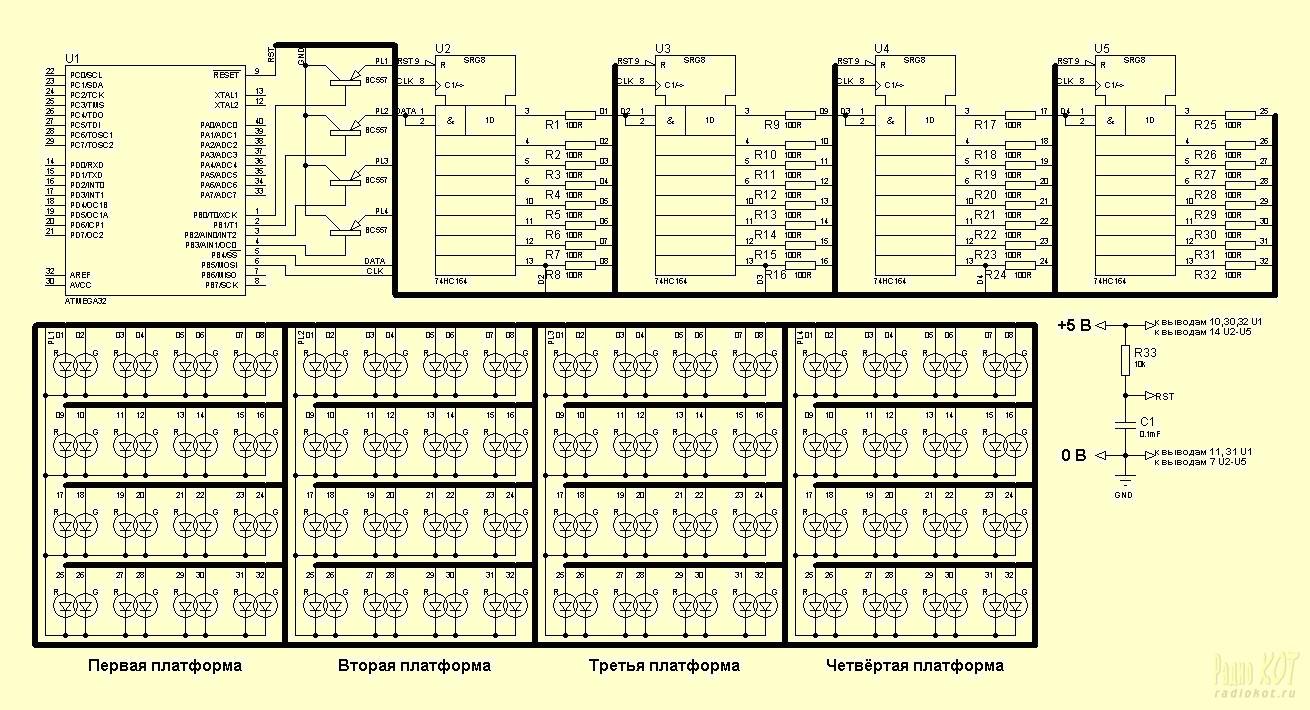 наши вакансии светодиодный куб 3х3х3 схема интернет-магазине ЭЛЬДОРАДО