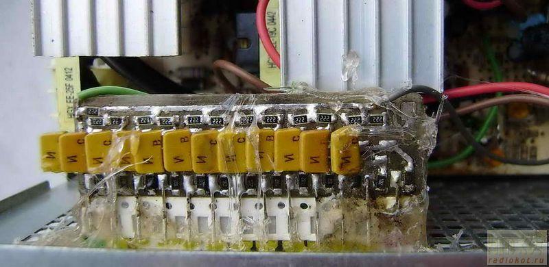 Зарядник для аккумулятора из блока питания пк 155