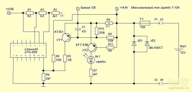 Следующим подопытным у нас будет БП Sparkman SM-250W реализованный на широко известном и горячо любимом ШИМ TL494...