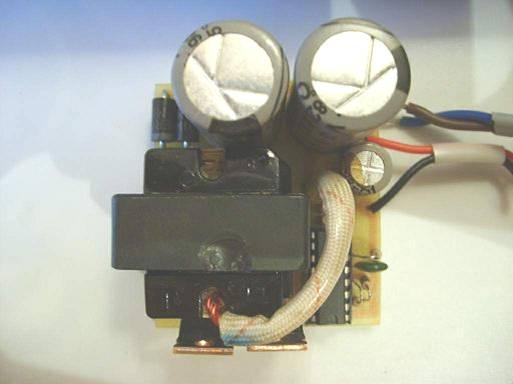 Нашел БП от компа и достал оттуда TL494 и Трансформатор вот фото .