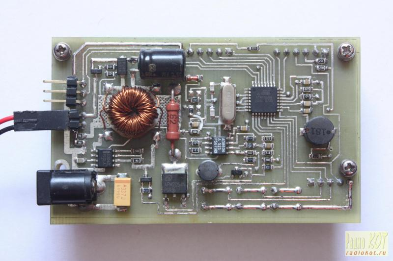 NiMH/MiCd аккумуляторов в