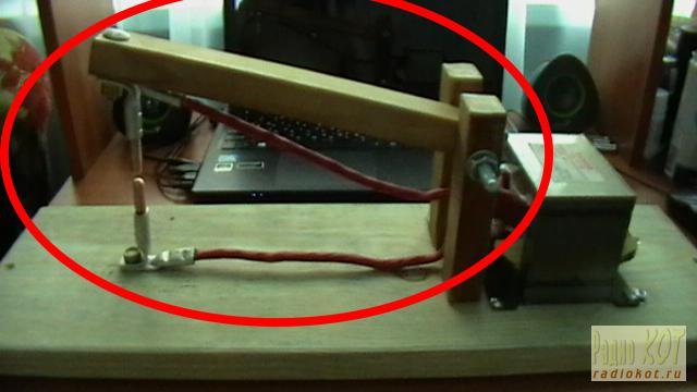 Как сделать трансформатор для точечной с 130
