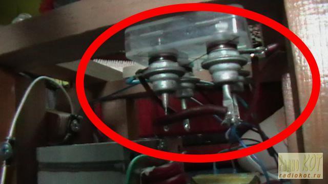 Сварочный аппарат из понижающего трансформатора 84