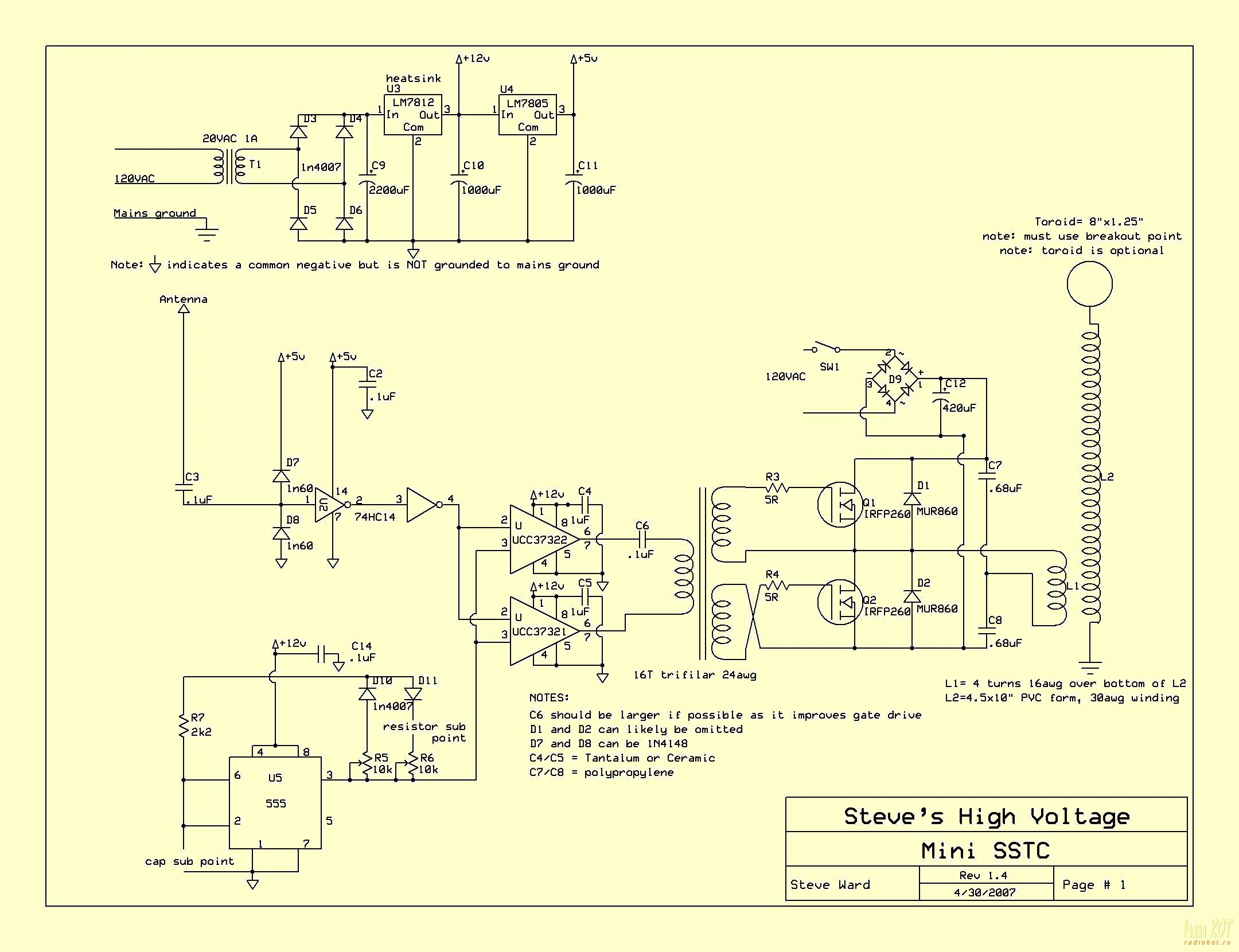 теплогннератор трансформатор