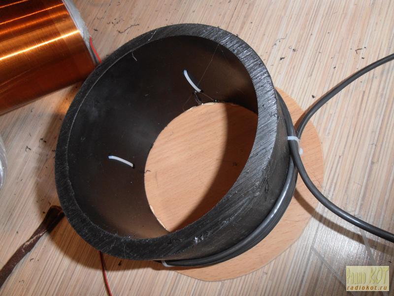 трансформатор тесла на транзисторе d13007