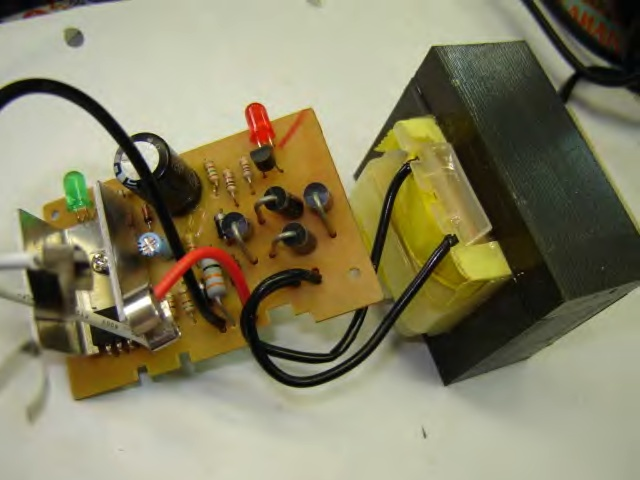 Измерил ток заряда, получилось