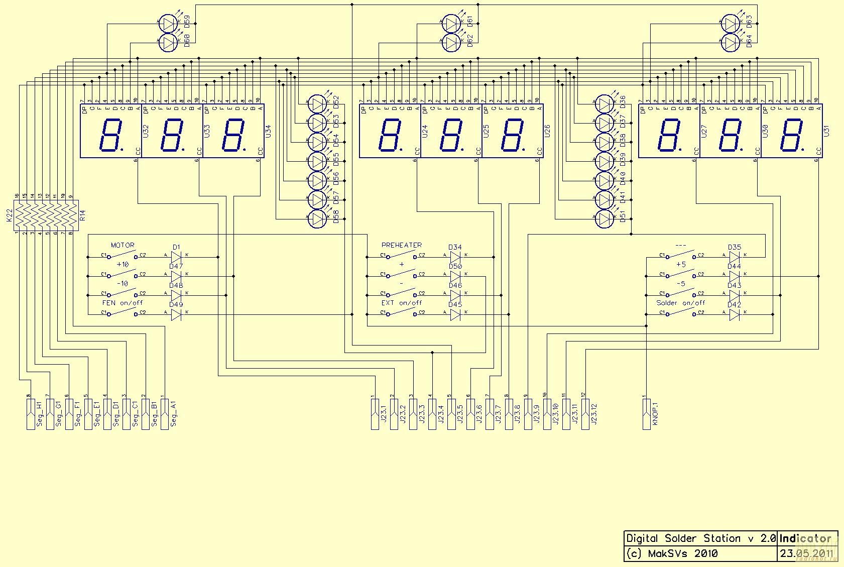 Beko cm 68201 схема