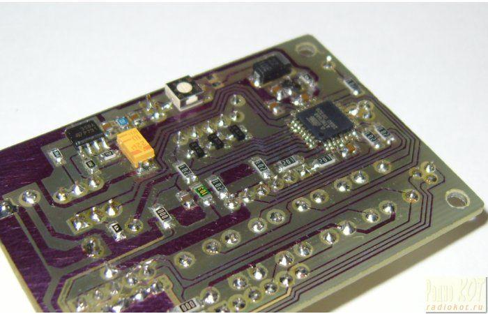 Печатная плата в домашних условиях audio-, cXEM.RU